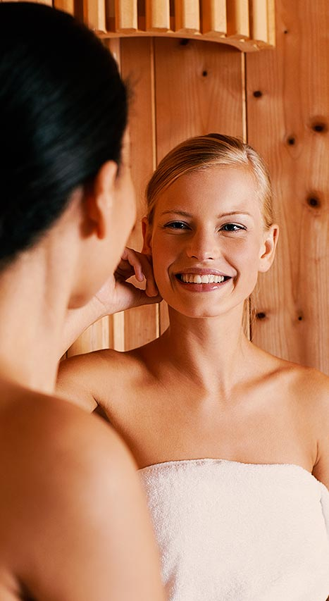 Traditions at the Glen Infrared Sauna